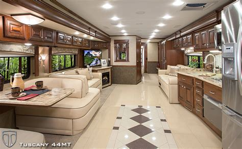 motor home interiors thor motor coach introduces 3 new diesel models vogel