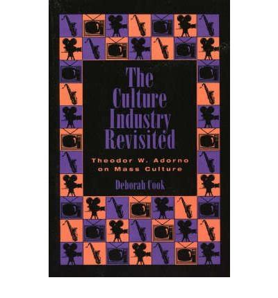 The Culture Industry Selected Essays On Mass Culture by Mini Store Gradesaver