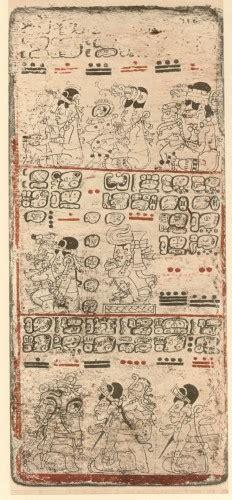 imagenes codices mayas los tres c 243 dices mayas antiguos taringa