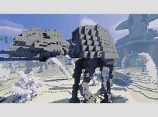 Minecraft Xbox 360: Star Wars Battle of Jakku Hunger Games ... Hunger Strike