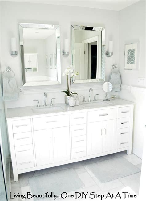 searching  bathroom mirror ideas