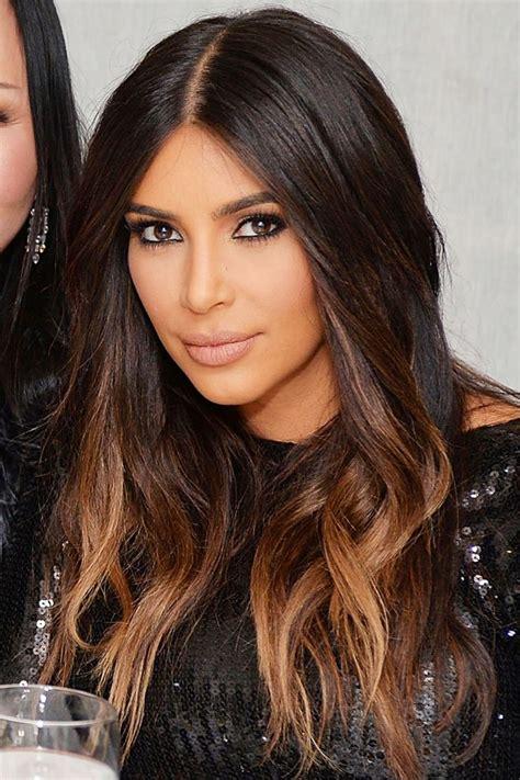 kim k balayage 1000 ideas about kim kardashian ombre on pinterest
