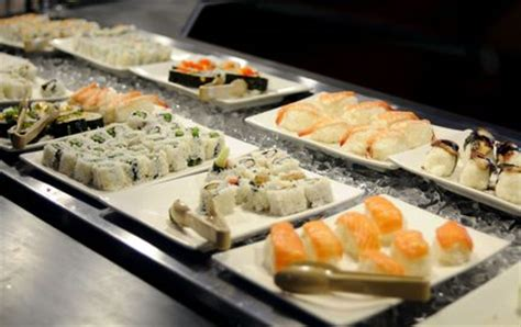 Hibachi Buffet Sushi And Grill Restaurant Review Great Hibachi Sushi Buffet Prices