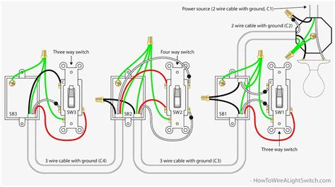 cooper 4 way switch wiring diagram new wiring diagram 2018