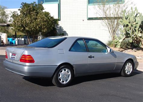 mercedes s500 coupe 1996 mercedes s500 coupe 64384