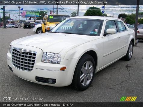 2005 Chrysler 300 Limited by Cool Vanilla 2005 Chrysler 300 Limited Awd Slate