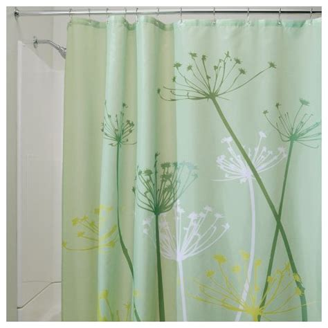 thistle curtains interdesign thistle shower curtains target