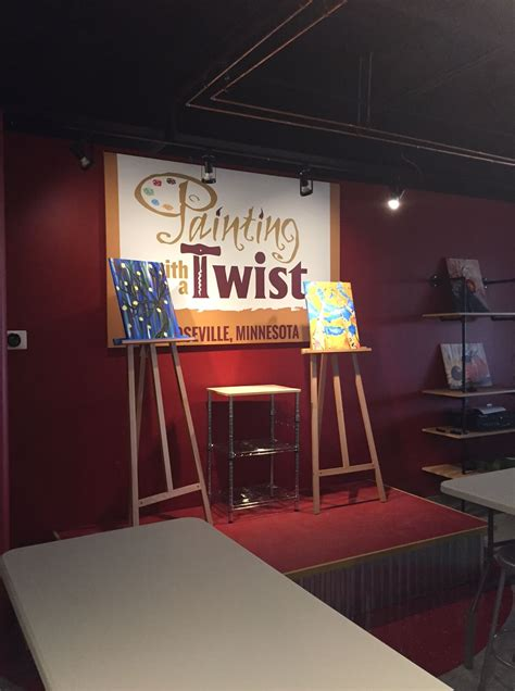 New In Roseville Painting With A Twist Roseville Hotels