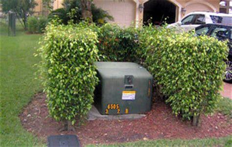 Landscape Ideas Around Utility Boxes Landscaping Around Utility Boxes Gardening