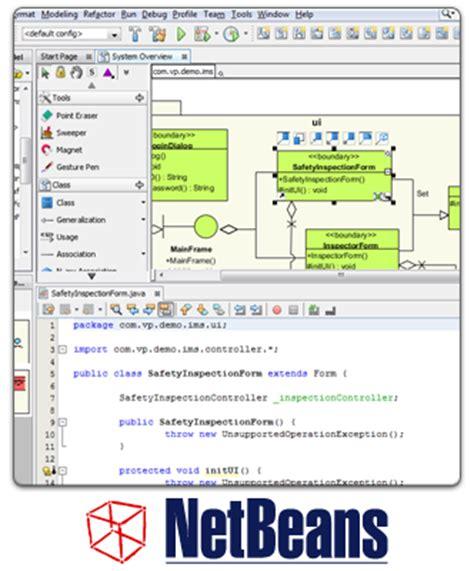 tutorial easy uml netbeans perform uml modeling in netbeans