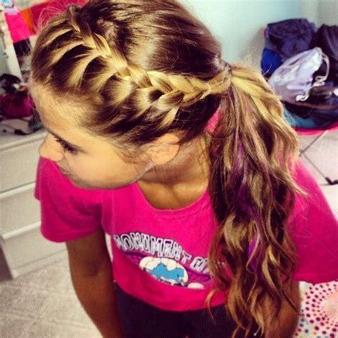 how to do gymnastics hairstyles gymnastics hairstyles gymnastics pinterest