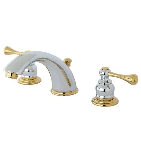 8 inch faucet bathroom kingston brass kb3974bl 8 inch widespread lavatory faucet