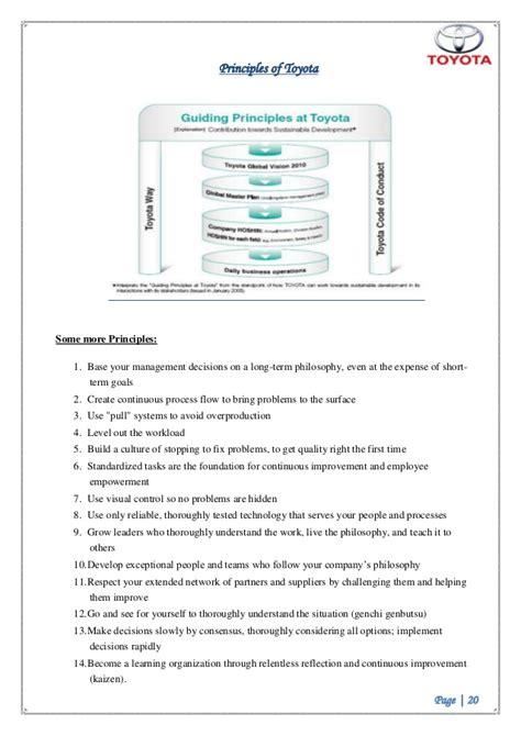 Toyota Marketing Strategy Marketing Strategies Plans Of Toyota