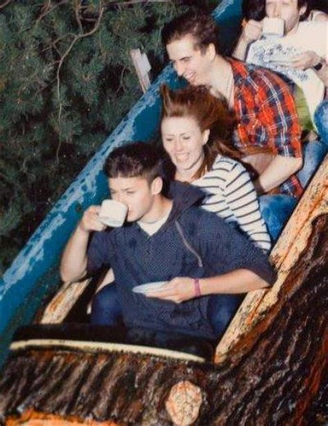 funniest roller coaster pictures   time