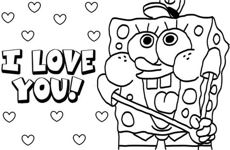 coloring page ideas coloring pages spongebob coloring pages and birthday