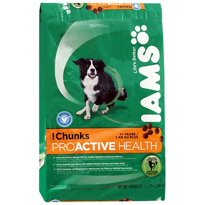 iams puppy chow iams proactive health chunks food 1800petmeds