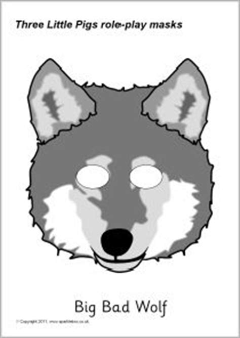 big bad wolf template 1000 images about tales on