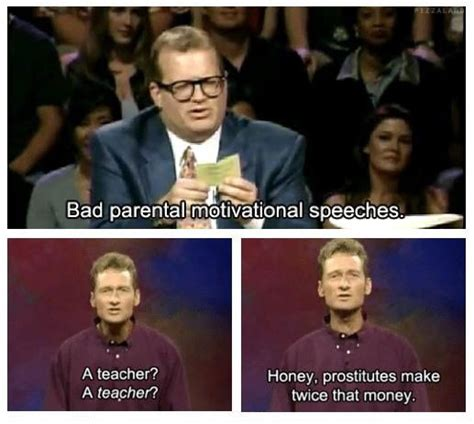 Bad Parent Meme - funny whose line is it any way