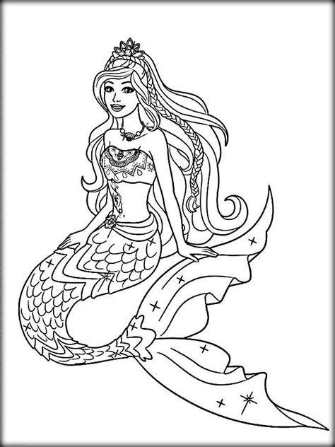 the mermaid coloring pages disney mermaid coloring pages color zini