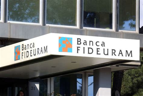 Banca Fedeuram by Salza Sar 224 Presidente Di Banca Fideuram Economia E