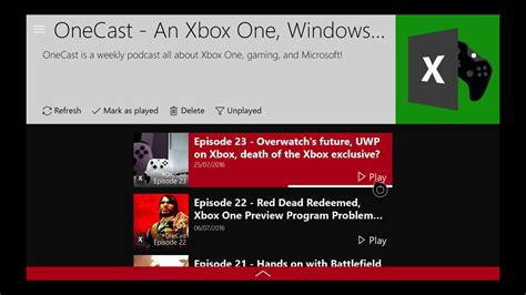 how to play in the background on xbox one how to play background and audio on xbox one