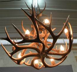 How To Make Antler Chandelier Custom Antler Chandeliers By The Peak Antler Company Product Highlight Traditional Mule Deer