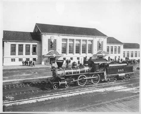 union pacific railroad company depot topeka kansas