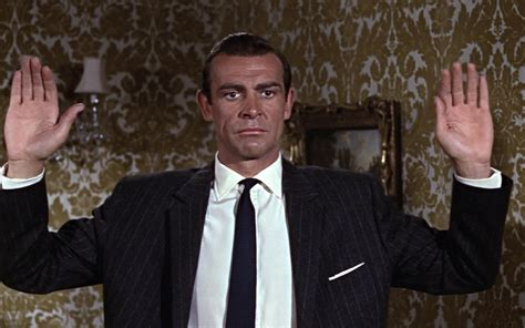 james bond from russia with love connery s flannel chalk stripe suit in from russia with