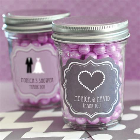 wedding favors mini jars theme mini jars glass and wedding favors