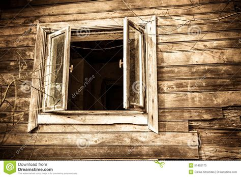 old house window old house window stock photo image 51492170