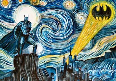 9 geeky variations of a starry night by van gogh epic 9 geeky variations of a starry night by van gogh epic