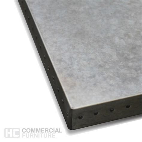 metal finished industrial table top hccf commercial
