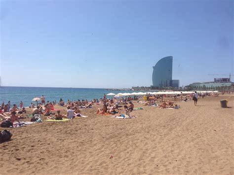 turisti per caso barcellona la barceloneta viaggi vacanze e turismo turisti per caso