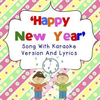 new year song karaoke 30 best nursery rhyme images on