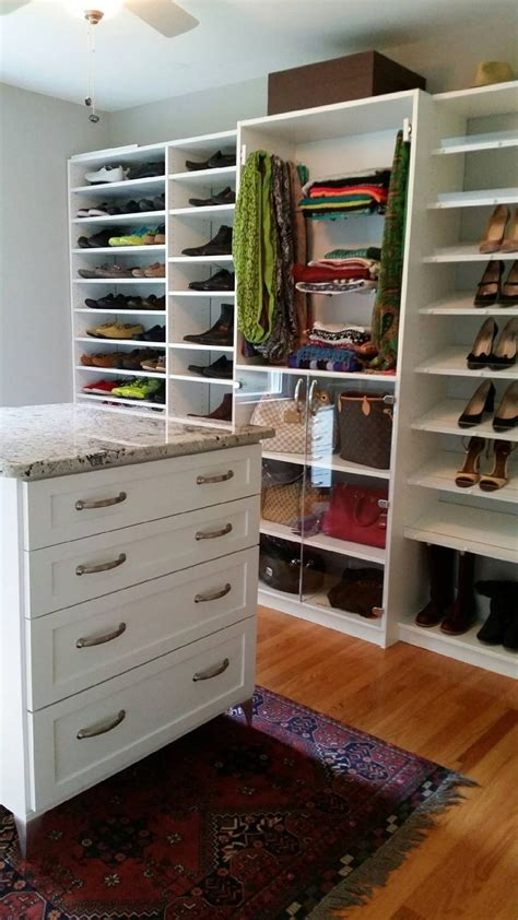custom closet shoe storage 180 best images about walk in closet organizers on