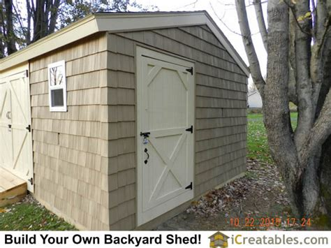 How To Build A 12x20 Storage Shed by 12x20 Large Shed Plans Showing Home Built Shed Doors