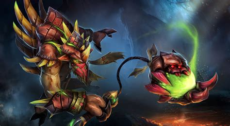 dota 2 bristleback wallpaper bristleback set wallpapers hd download desktop