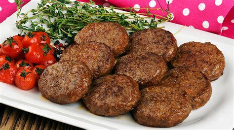 di burker ricetta hamburger di carne il giornale cibo