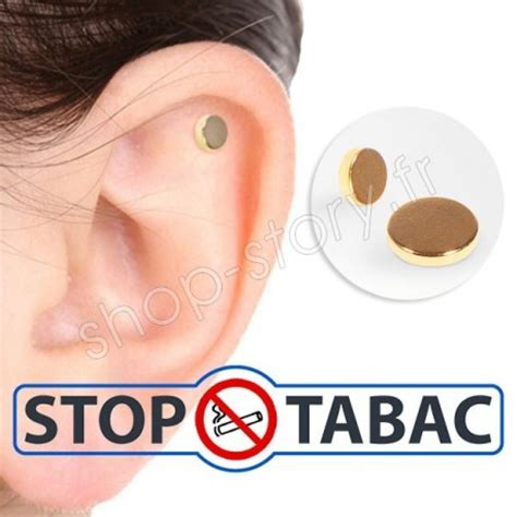 aimants auriculaires anti tabac pour arr 234 ter de fumer par