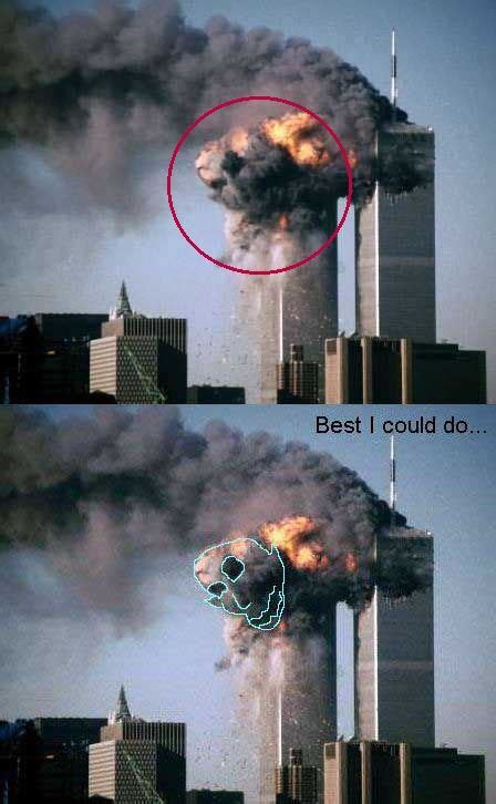 48 Paid To See Bomb by 911 Pareidolia In The Atomic Bomb The
