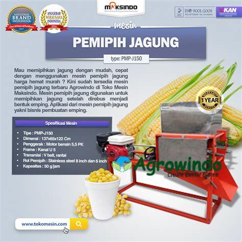 Jual Sho Metal Di Bogor jual mesin pemipih jagung di bogor toko mesin maksindo bogor