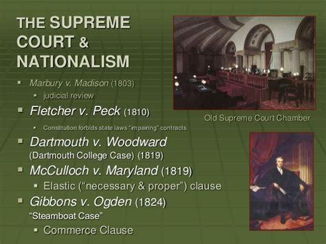 nationalism vs sectionalism nationalism vs sectionalism