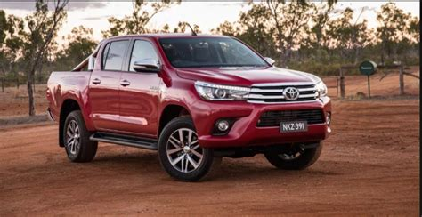 2020 Toyota Hilux by 2020 Toyota Hilux Diesel Conquest Up Dressed Up