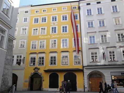 casa di mozart la casa di mozart in makartplatz a salisburgo