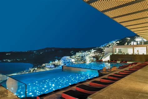 best hotels mykonos 13 best infinity pools of mykonos mykonos secrets