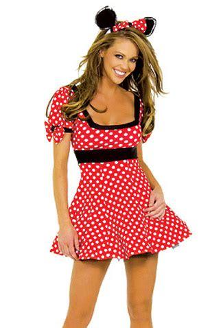 Rok Minnie Lv To Shop Size 10 6 Tahun Kid Anak Perempuan womens minnie mouse fancy dress costume hen wear ebay