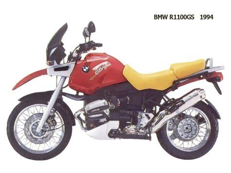 Bmw R 1100 Gs Aufkleber by Bmw R1100gs 1994