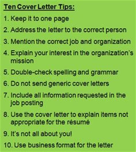 tips for writing a great cover letter cover letter writing on cover letters cover