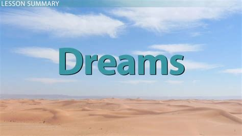 activation synthesis theory  dreams definition explanation video lesson transcript