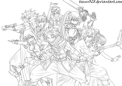 true power of fairy tail by timur328 on deviantart